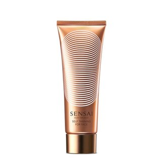 Silky Bronze - Self Tanning for Face 50ml