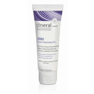 Sebo - Facial Cleansing Gel 75ml