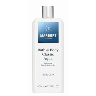 Bath & Body - Classic Aqua Shower Gel 400ml