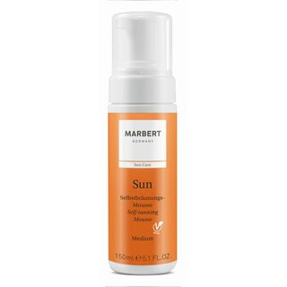 Sun Self Tanning Mousse 150ml
