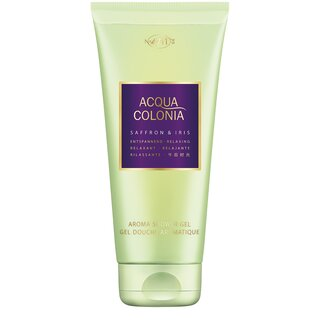 Acqua Colonia - Saffron & Iris Aroma Shower Gel 200ml