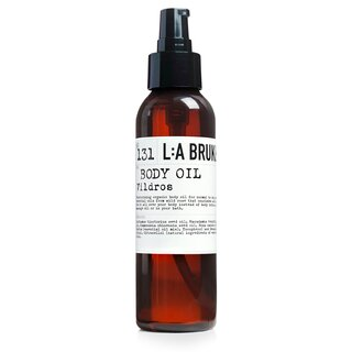 Body Oil - No.131 Wild Rose 120ml