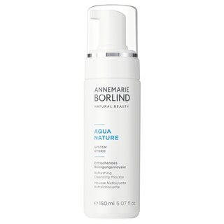 Aquanature - Refreshing Cleansing Mousse 150ml